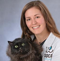 Dr Rebecca Schiess SPCA Tampa Bay