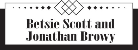 Betsie Scott and Jonathan Barry Logo