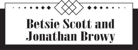 Betsie Scott and Jonathan Barry Logo