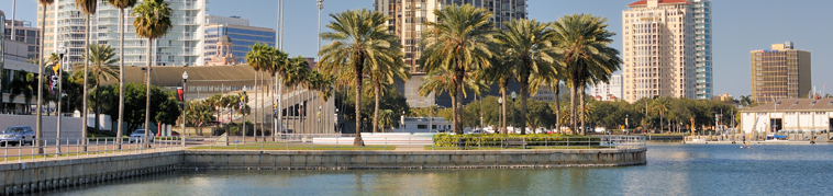 st pete waterfront